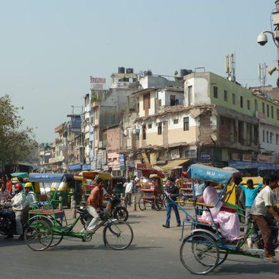 Un aperçu de New Delhi
