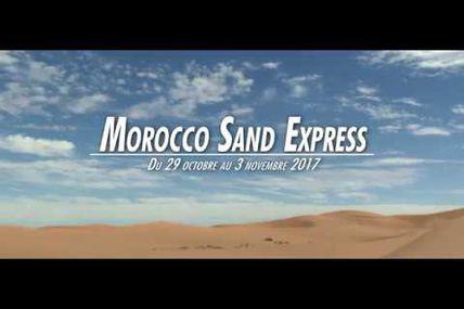 News du front et retour sur la 5è éditon du Morocco Sand Express