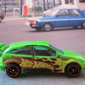 FORD FOCUS RALLY 2005 HOT WHEELS 1/64 - car-collector.net
