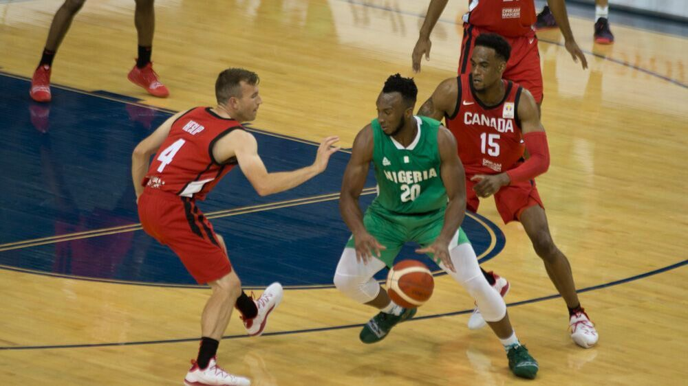 Les D'Tigers du Nigéria dominent le Canada en match de préparation