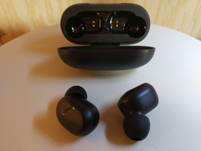 découverte des écouteurs True Wireless (Bluetooth 5.0 + USB-C + charge Qi) - Aukey EP-T31 @ Tests et Bons Plans