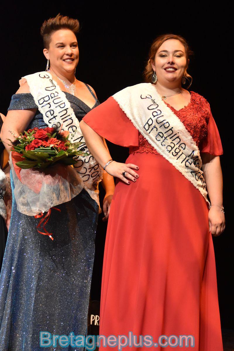 Election Miss Ronde Bretagne 2020