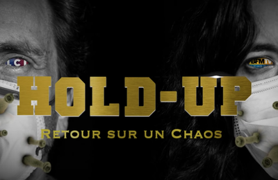 Hold-Up : Le chaos d'un documentaire de science fiction