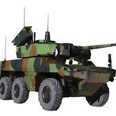 La Belgique veut commander 477 véhicules blindés auprès de la France pour 1,1 milliard d'euros