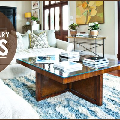 Choose the Perfect Contemporary Area Rugs for Home Decor!