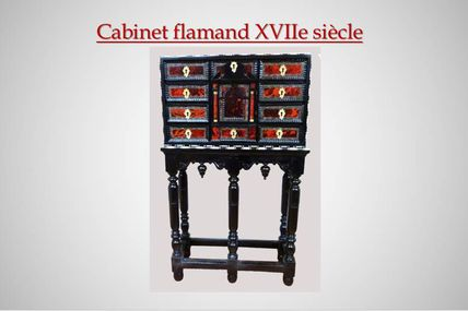 Cabinet Flamand XVIIe