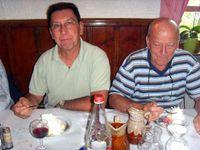 Quelques photos prises pendant le repas
