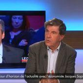 """Jacques Sapir: """" Le programme de la droite est irresponsable et provoquera une récession considérable ! """""""