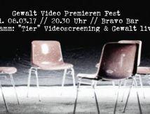 """""""Tier"""" von Gewalt & Drangsal - Musikvideo"""