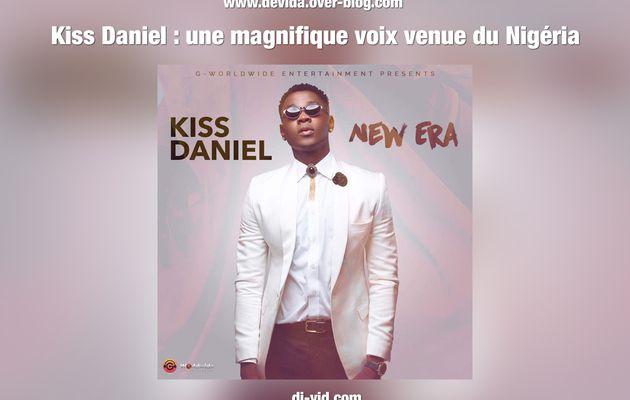 Kiss Daniel : une voix magnifique venue du Nigéria
