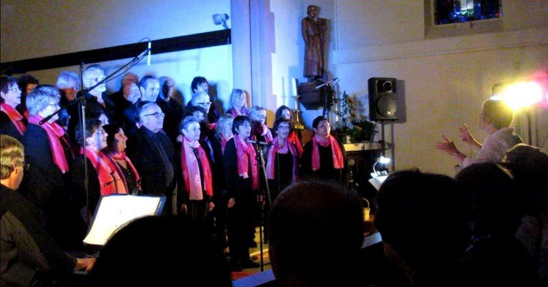"Concert à Horbourg-Wihr:  ""Gospel's Rejoicing"""