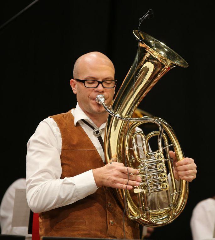Grandioses Konzert der Egerländer Blasmusik Neusiedl am See in den Veitshöchheimer Mainfrankensälen