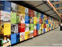 Quelques touches de couleur à Prague