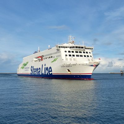 Irlande : nombreux changements en ce début d'année pour les ferries de Cherbourg