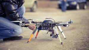 Pour un stand citoyen sur le salon européen des drones : financement participatif
