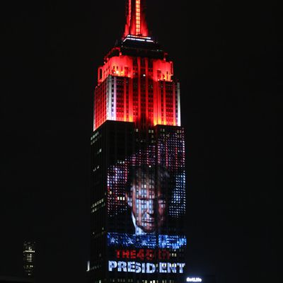 NO BE MY PRESIDENT!??? Demonstrations continue to sweep America as protesters including Madonna and Cher refuse to accept Trump's election win.