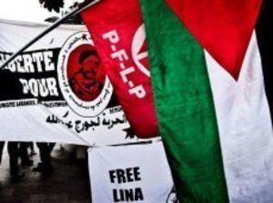 Liberté pour tous les prisonniers palestiniens.