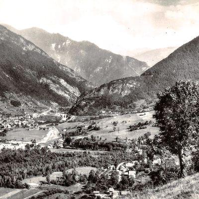 La construction de la galerie Isere-Arc et le barrage des échelles d'Hannibal