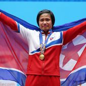 North Korea creates history with weightlifting success