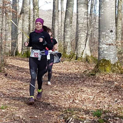 Trail des Monts de Gy 2020 - album photo Isabelle