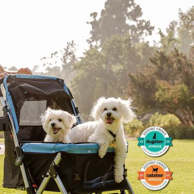 Buy Dog and Cat Strollers that Come in Different Sizes
