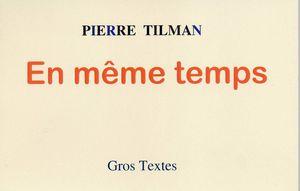 Pierre Tilman