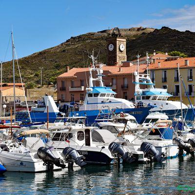 Vues sur Port Vendres