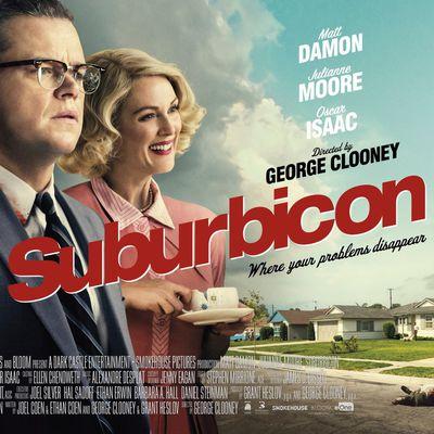 Suburbicon - 2017, Georges Clooney