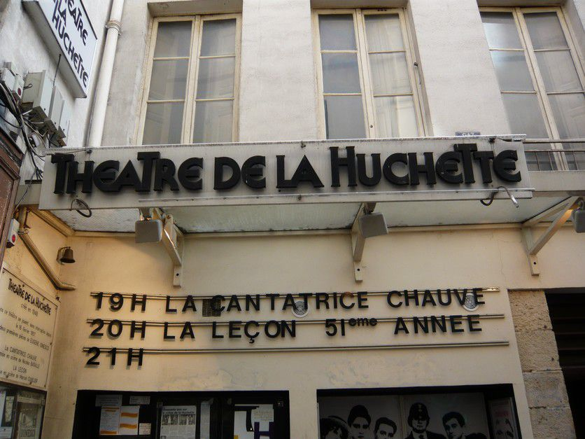 Rue de la Huchette, Paris 5e