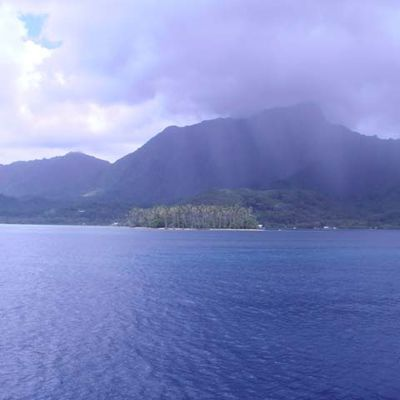 Hawaiki nui 2010 le lagon de Raiatea