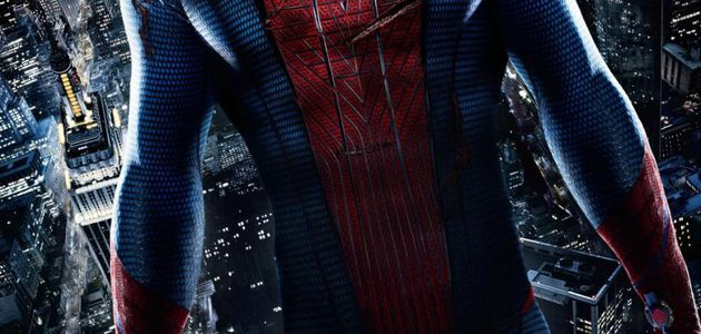 """THE AMAZING SPIDER-MAN"", NOUVELLE TOILE"