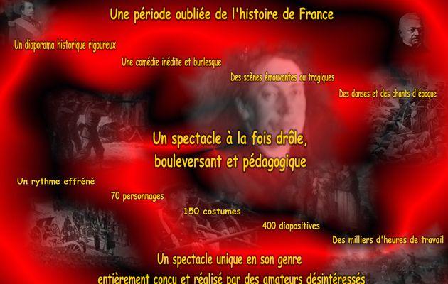 """""""Liberté, amour et drapeau rouge"""" - 10ème DIACOMEDIE"""