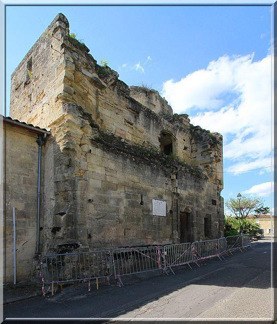 Diaporama fortifications de Bourg sur Gironde