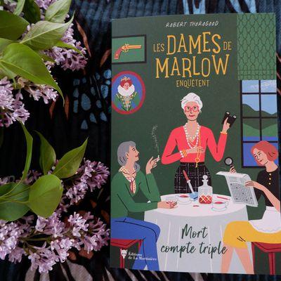 Les dames de Marlow, nouvelle série de cosy mystery
