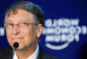 The Guardian - Bill Gates predicts HIV vaccine by 2030
