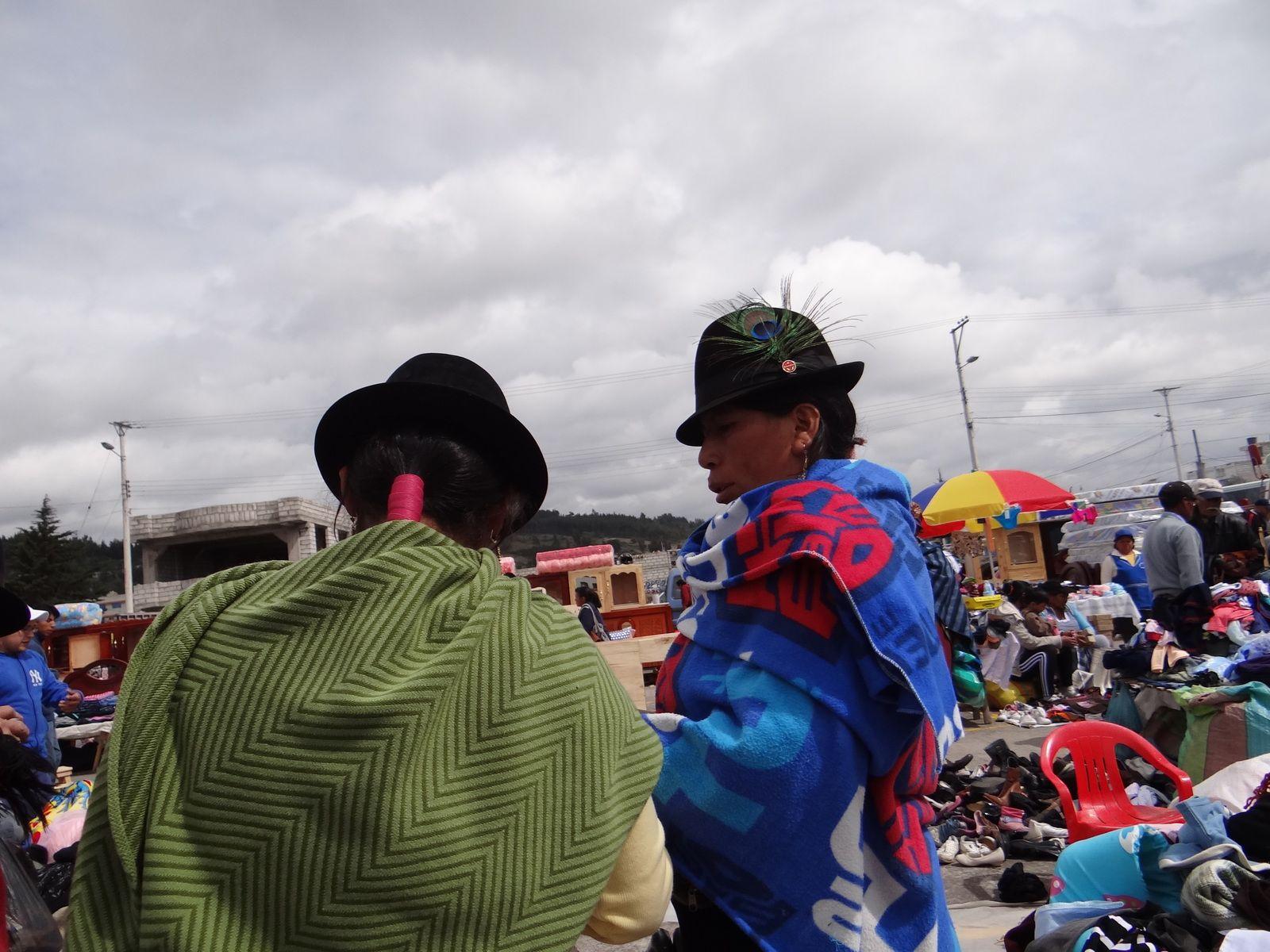 Voyage Equateur 2014. Quito. Otavalo. Boucle de Quilotoa