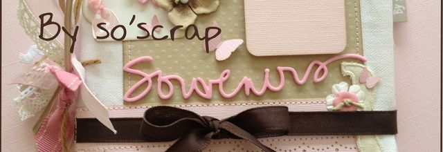 "Un mini album ""photo de naissance"" by So'scrap ... et en scrapbooking svp ..."