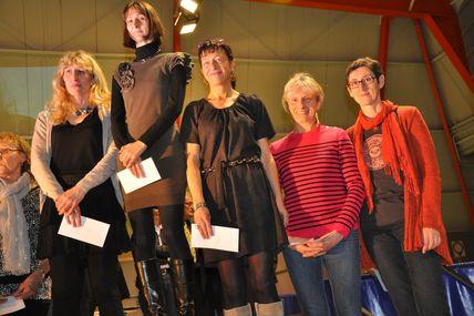 Challenge de la Varenne 2013 - Les Récompensé(e)s