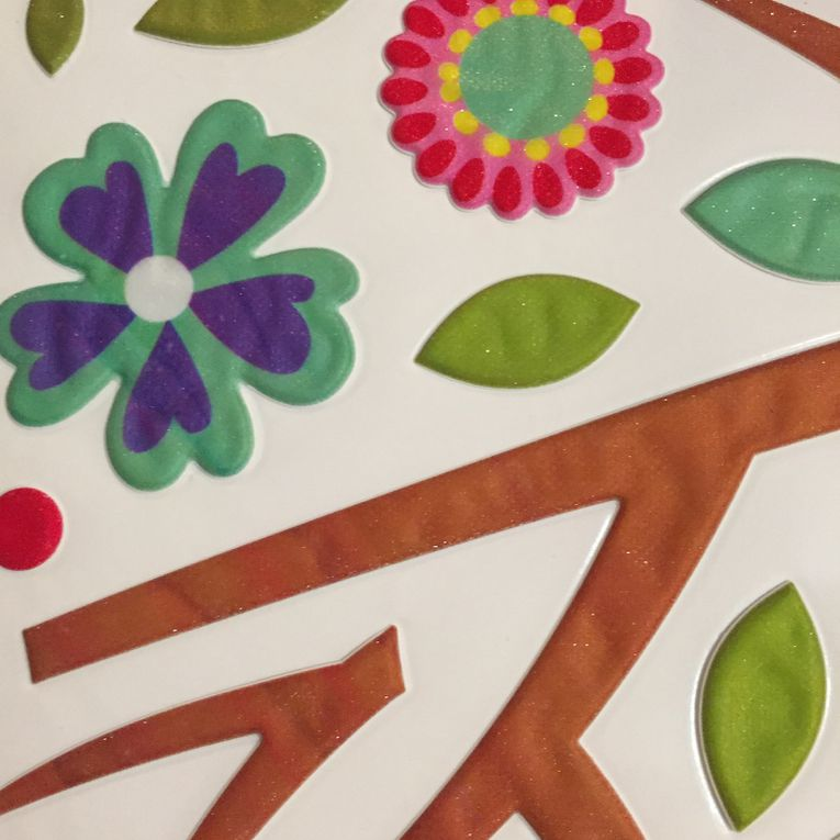 Lucy Belfield design ltd autocollant scrapbooking sur charlotteblablablog