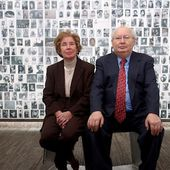 Nazi hunter Klarsfeld fears 'the worst' for Burundi