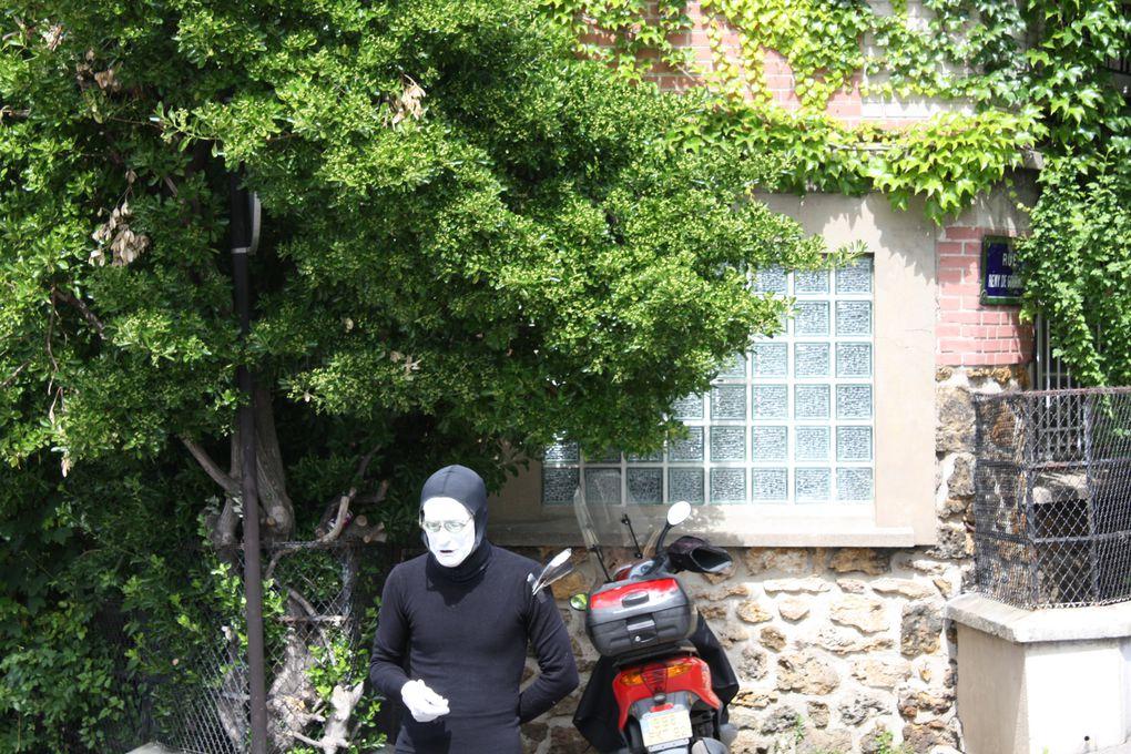 Conférences et concerts sur la Butte Bergeyre pour la sauvegarde de la Maison Zilveli, le 19 juin 2010.