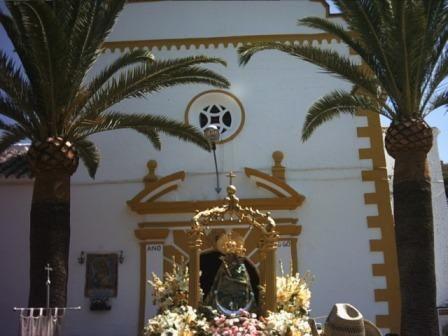 Virgen Nuestra Señora de la Fuensanta