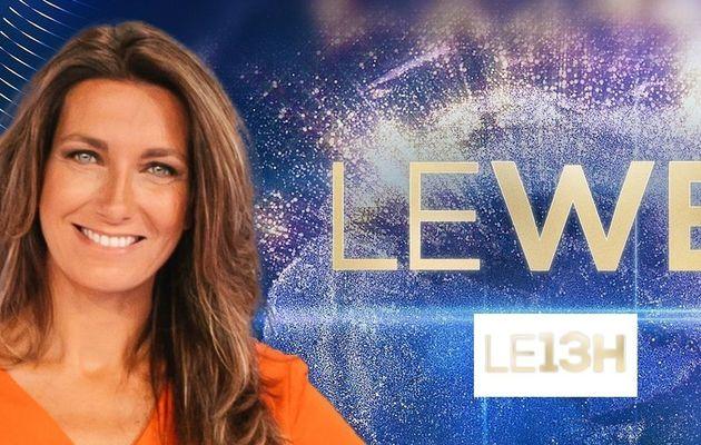Le JT du week end 13h de TF1 du 19 janvier