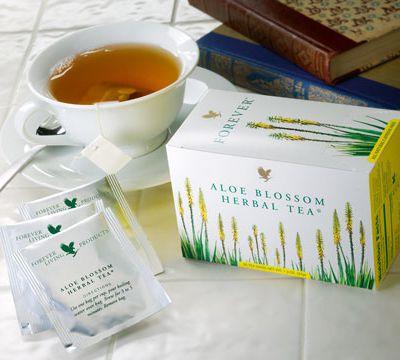 Exquisito té Blossom Tea,excelente para combatir el insomnio,los gases y la