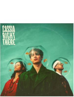 CASSIA ~ RIGHT THERE (LIVE)