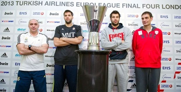Final Four - Preview: Olympiacos Piraeus vs Real Madrid