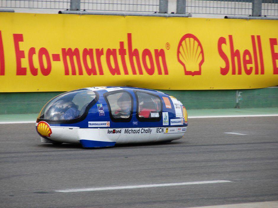 Photos de l'Européan Shell Eco-Marathon 2009 à Lausitz