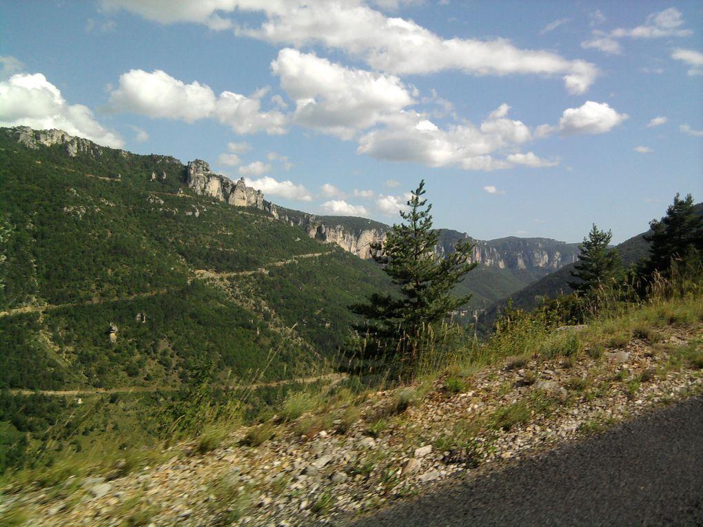Album - Aveyron-2012 St Enimie -Conques - Chateau d'Esteing