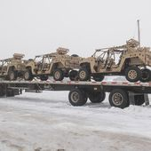 Canadian Special Forces take delivery of Polaris Dagor ULCV vehicles