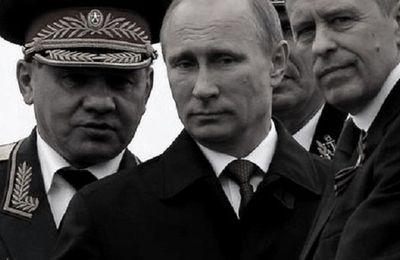 URGENT / SYRIE – Frapper la Syrie, c'est attaquer la Russie